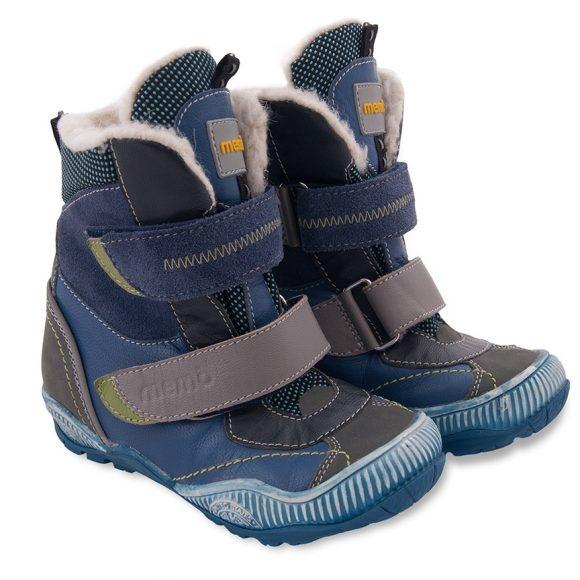 aa6324343 Зимняя ортопедическая обувь Memo Aspen DRMD 1DA размер 25 (синий) - купить  в СПб у официального дилера по спеццене