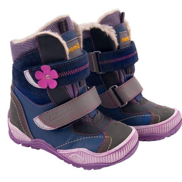 21d969aac Детская ортопедическая обувь MEMO Aspen DRMD 1JB розовый/синий - купить в  СПб у официального дилера по спеццене