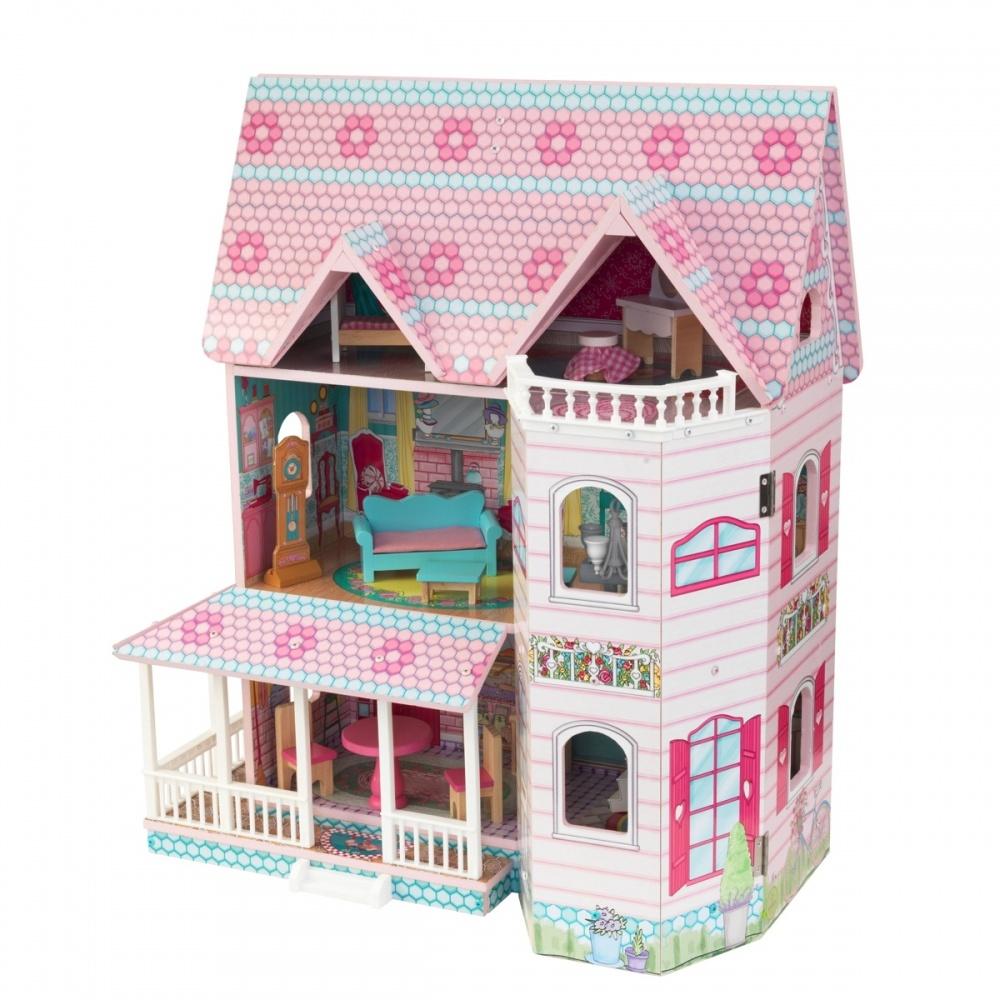 дом для кукол большие картинки незаменимый