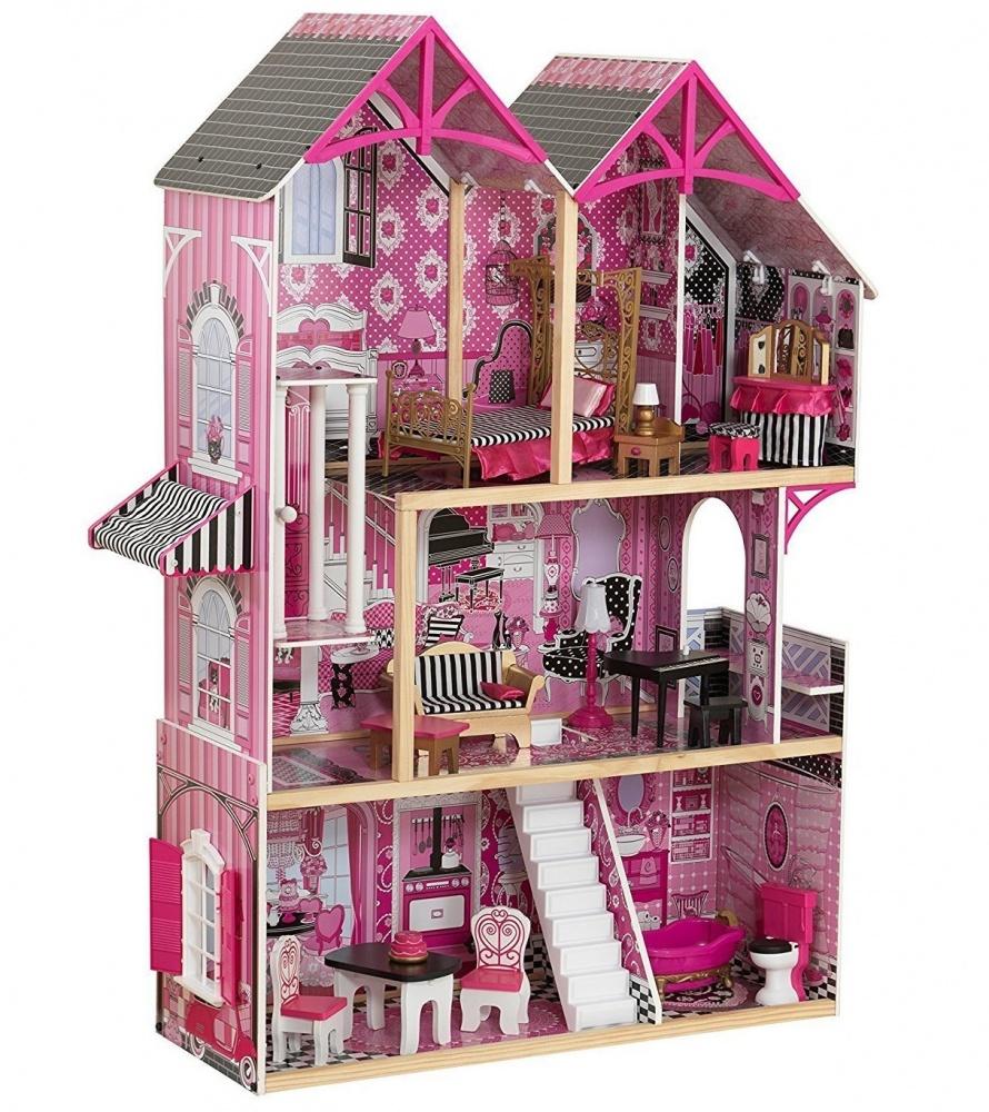 всегда содержались картинки про дома для кукол лишь