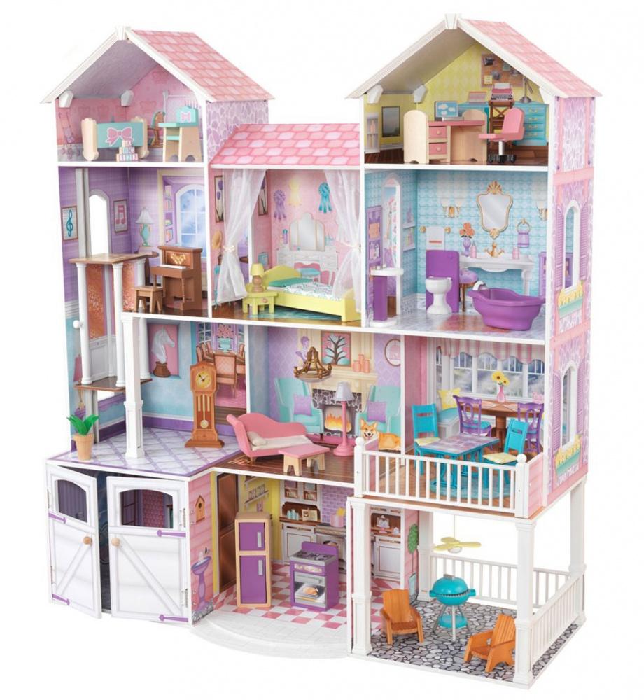 прошел смотреть картинки кукольные домики статье там