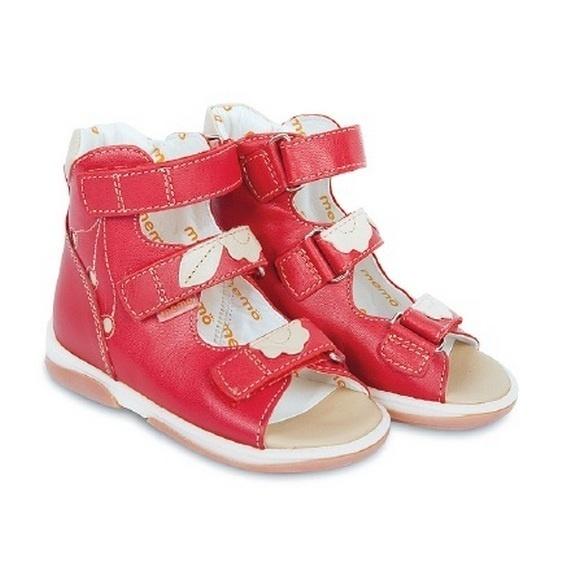 01fe40878b33a8 Детская ортопедическая обувь MEMO Helios DRMC 3HA - купить в СПб у  официального дилера по спеццене