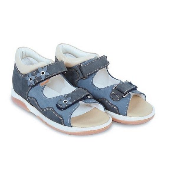 7ecd702ed Детская профилактическая обувь MEMO Temida DRMC 1CH темно-синий - купить в  СПб у официального дилера по спеццене