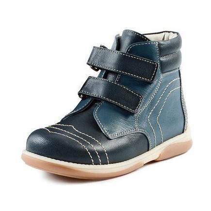 bc9aa072b Детская ортопедическая обувь MEMO KARAT темно-синяя - купить в СПб у ...