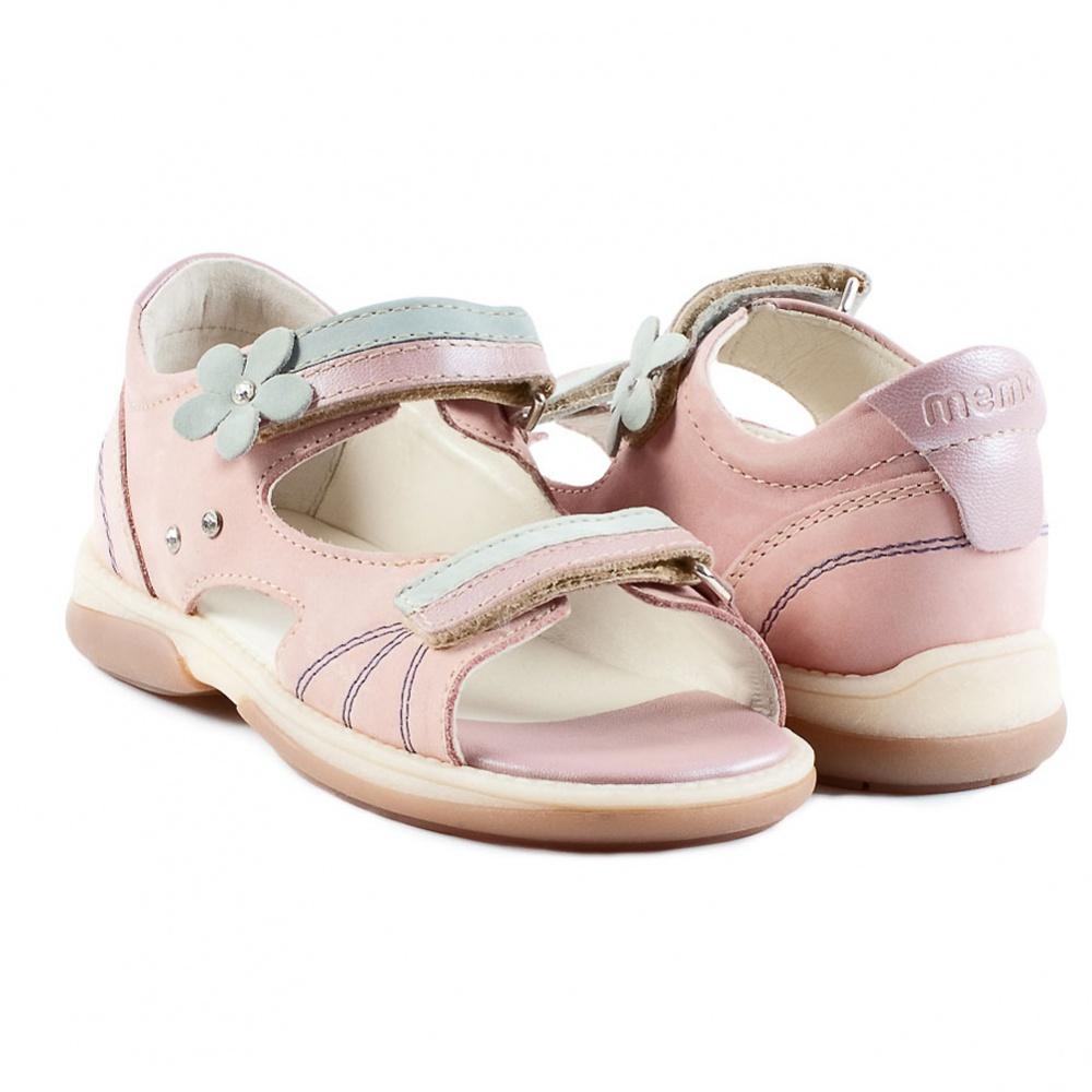 10a4c0138 Детская профилактическая обувь MEMO JASPIS розово-голубой - купить в ...