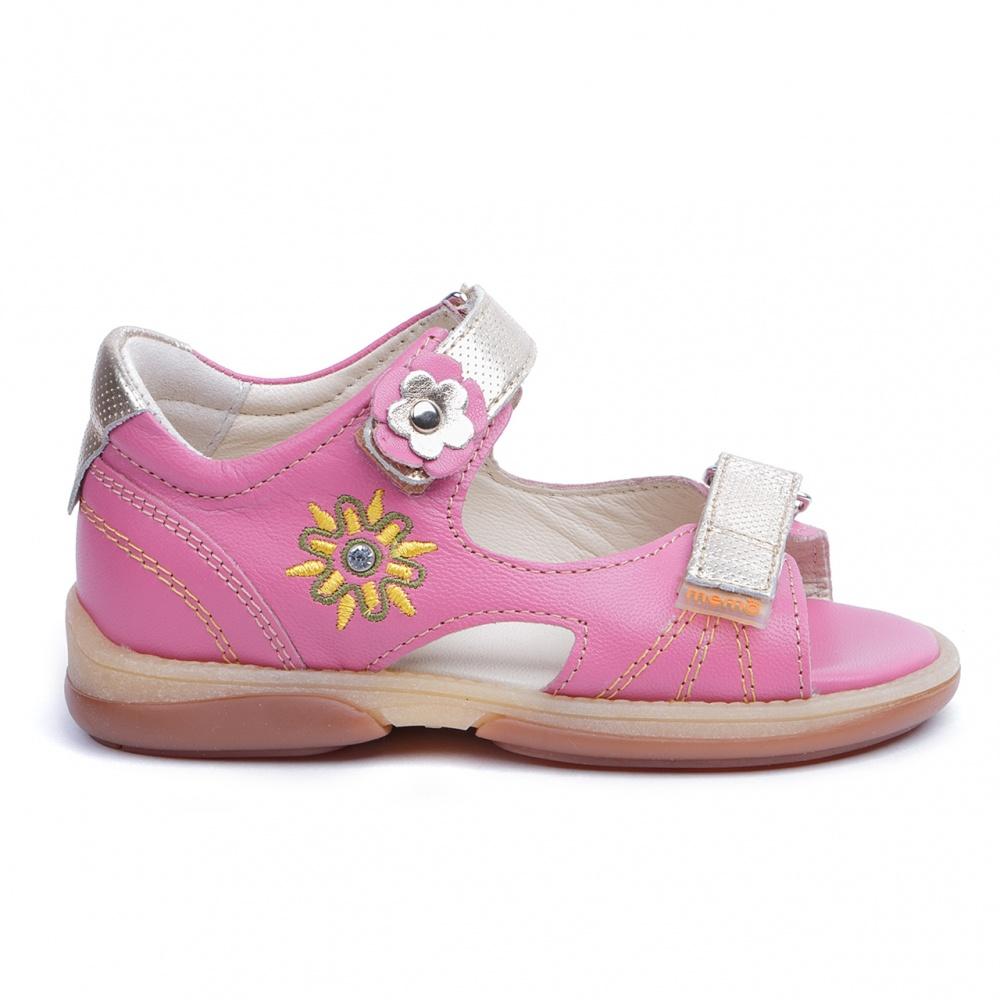 8d337012e Детская профилактическая обувь MEMO JASPIS, розово-золотой - купить ...