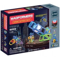 Конструктор Magformers Magic Space 55 деталей