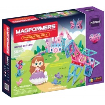 Конструктор Magformers Princess Set 56 деталей