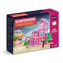 Конструктор Magformers Sweet House Set 64 детали