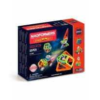 Конструктор Magformers Space Wow Set 22 детали