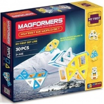Конструктор Magformers My First Ice World 30 деталей