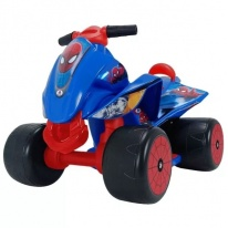 Мотоцикл Injusa Quad Spider Sense Spiderman
