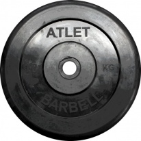 Диск MB Barbell Atlet MB-AtletB26-10