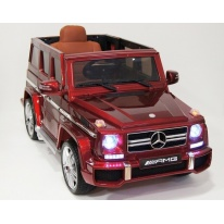 Электромобиль RiverToys Mercedes-Benz G63 AMG (глянец)