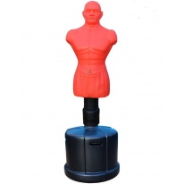 Боксерский манекен DFC Centurion Boxing Punching Man-Medium красный