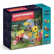 Конструктор Magformers Magic Pop