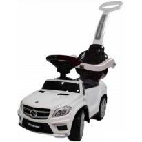 Каталка River Toys Mercedes-Benz белый