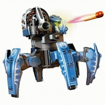 Игрушка Combat Creatures Attacknid Space Warrior с дисками Wow Stuff