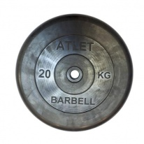 Диск MB Barbell Atlet (20 кг)