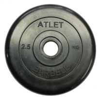 Диск MB Barbell MB-AtletB26-25