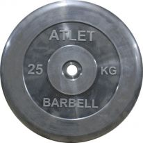 Диск MB Barbell Atlet MB-AtletB31-25