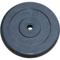 Диск MB Barbell MB-AtletB31-10