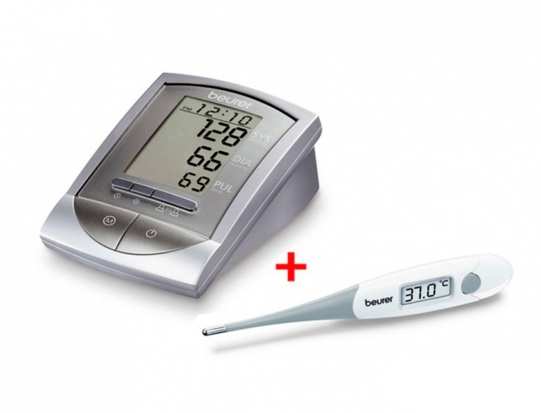 Beurer BM16 + термометр